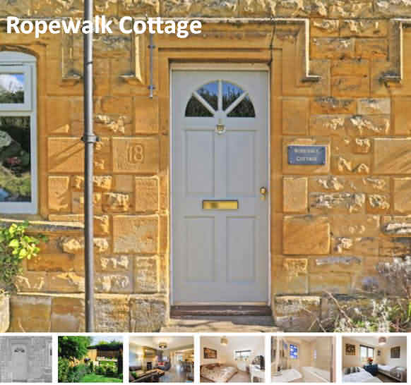 Rope Walk Cottage at Blockley