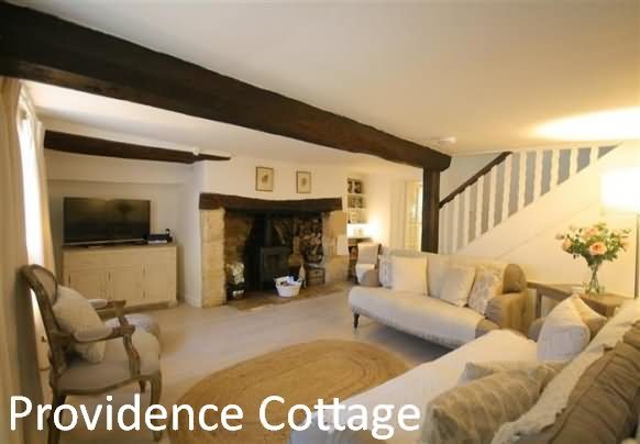 Providence Cottage vacation rental