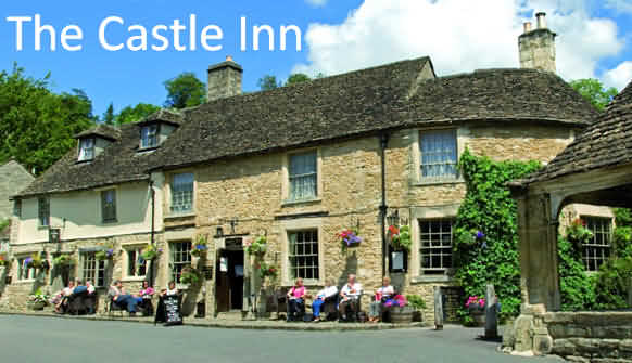 The Castle Inn at Castle Combe
