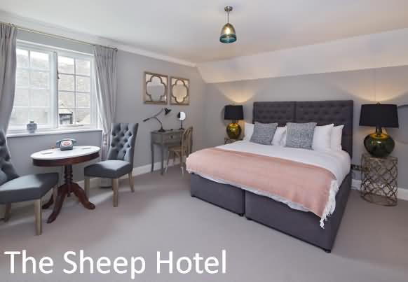 The Sheep Hotel