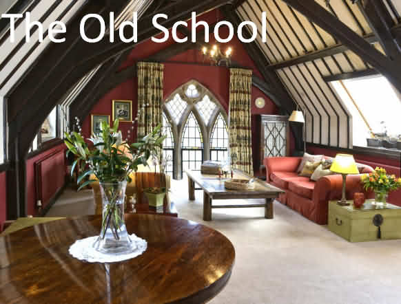 The Old School B&B at Little Compton