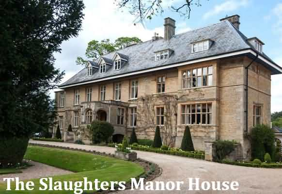 The Slaughters Manor House at Lower Slaughter near Bourton-on-the-Water