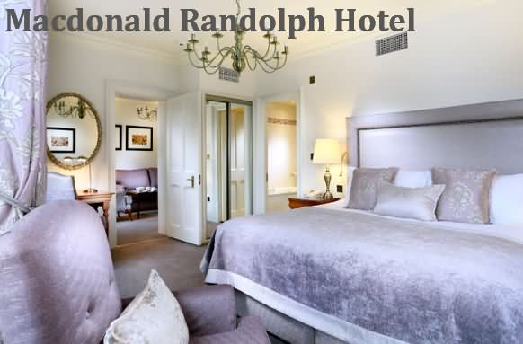Macdonald Randolph Hotel at Oxford
