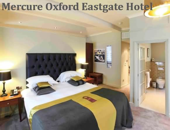 Mrecure Hotel Oxford