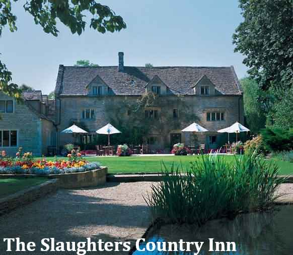 The Slaughters Country Inn at Lower Slaughter near Bourton-on-the-Water