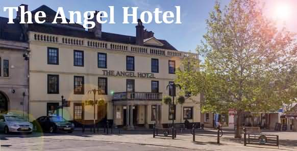 The Angel Hotel at Chippenham