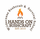 Hands on Bushcraft logo
