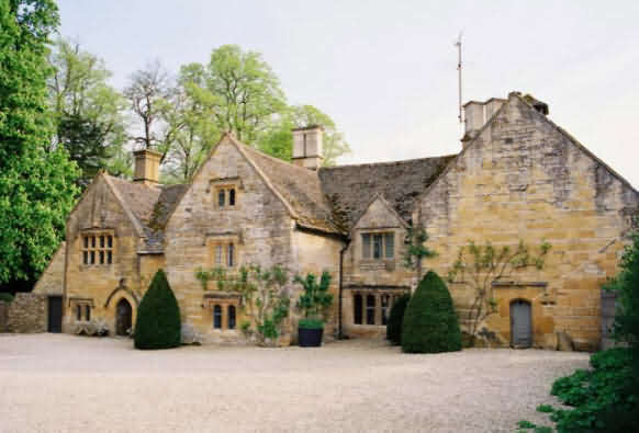 Cotswold Manor near Stow-on-the-Wold
