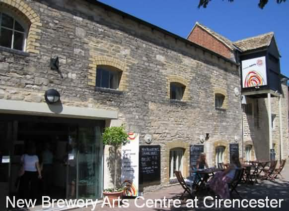 New Brewery Arts Centre at Cirencester