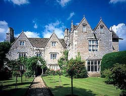 Kelmscott Manor, William Morris's home in the Cotswolds