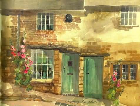 Chipping Campden Old Cottages