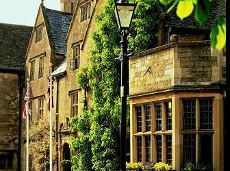 Lygon Arms Hotel in Broadway