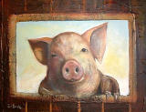 Pig by Paul Bordiss