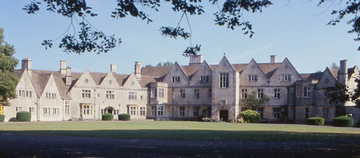 Rodmarton Manor near Cirencester