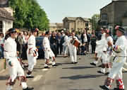 Morris Men at Bampton