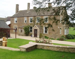 Grange Farm house was built in the late 18th Century The Taylor family have farmed Grange