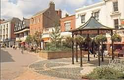 High Street in Banbury