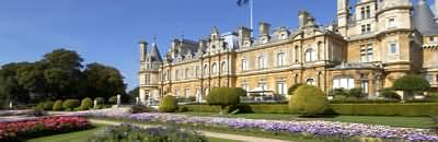 Waddesdon Manor houses one of the finest collections of French 18th century decorative arts in the world.