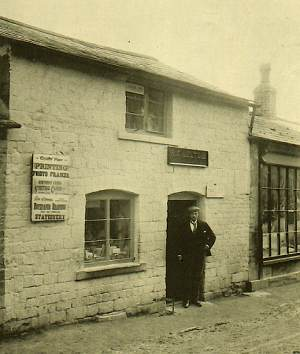 Holtom's Printing Office, Blockley