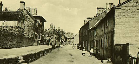 Upper High Street, Blockley