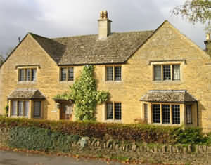 Cranbourne House Bed and Breakfast at Bourton-on-the-Water