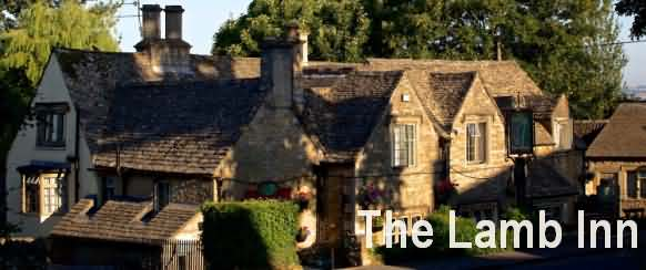 The Lamb Inn at Great Rissington