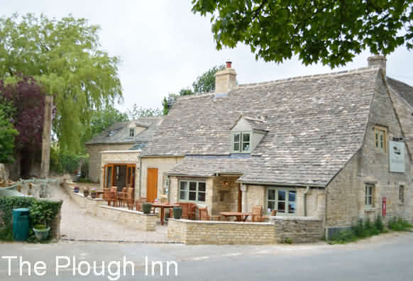 The Plough Inn at Cold Aston