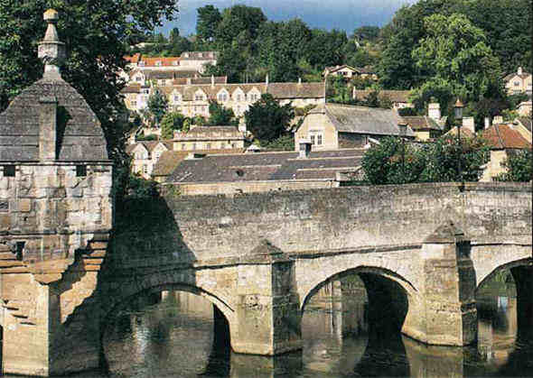 Bradford-on-Avon tourist information and travel guide