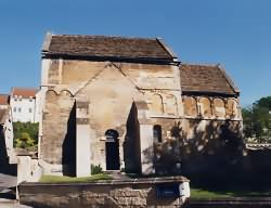 The Saxon Church of St Lawrence