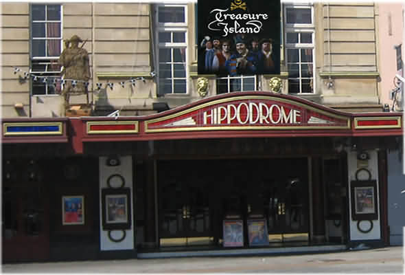 The Hippodrome Theatre Bristol