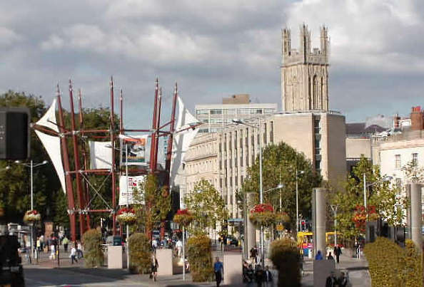 Picture of Bristol City Centre