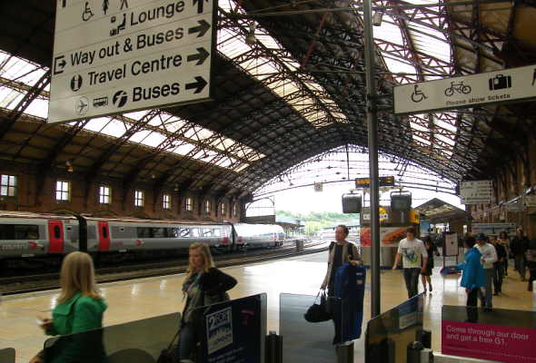 Temple Meads Railway Station