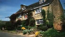 Bakers Arms Pub at Broad Campden