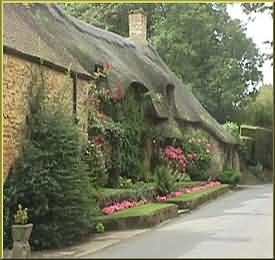 Thatched Cottage at Broad Campden