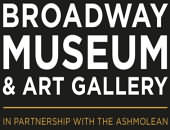 Broadway Museum & Art Gallery logo