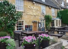Crown & Trumpet Inn at Broadway