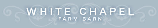 White Chapel Farm Barn logo