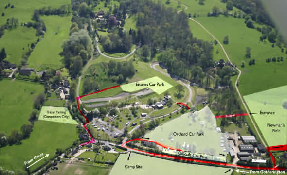 Bugatti Owners Club and Prescott Hill Climb