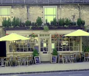 Welcome to the Priory Restaurant in the heart of beautiful Burford at the gateway to the Cotswolds