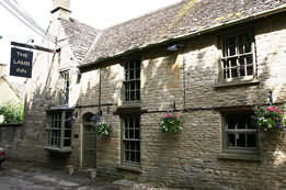 The Lamb Inn at Shipton near Burford
