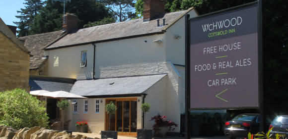 The Wychwood Inn Restaurant