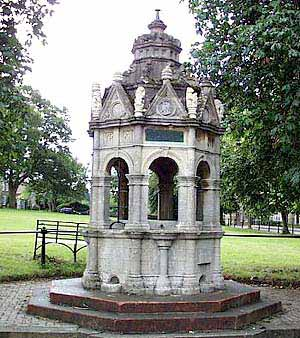 Drinking Fountain in Charlbury