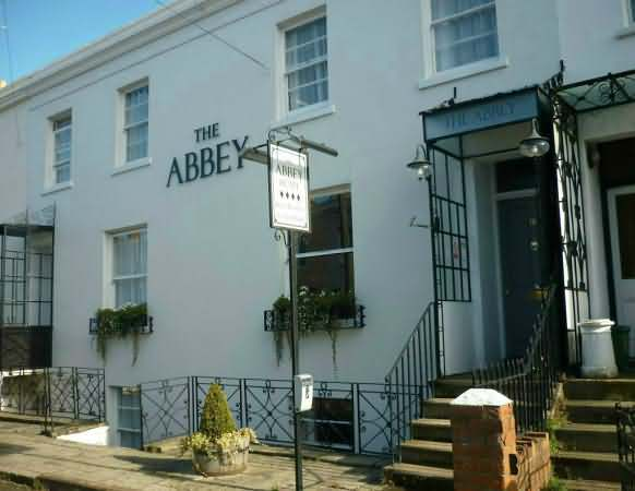The Abbey Hotel in Cheltenham