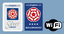 awards from enjoy England