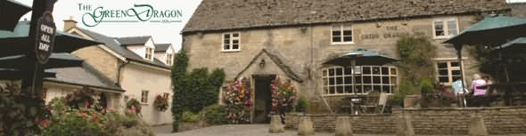 Situated in the heart of the Cotswolds, the hamlet of Cockleford provides a tranquil and picturesque setting for the delightful Green Dragon Inn.