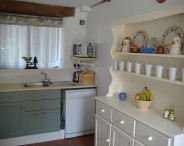 Puddle Cottage Kitchen