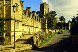 Alms Houses at Chipping Campden