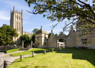 St James Church at Chipping Campden