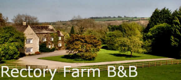 Rectory Farm Country House Bed & Breakfast