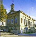 Town Hall at Chipping Norton